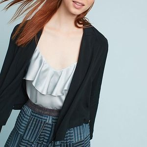 Buttoned Wrap Blazer from Anthropologie